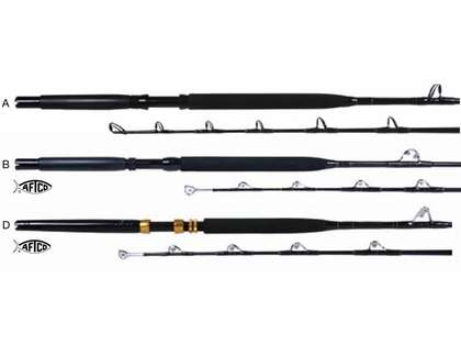 Sea Striker Billfisher Solid Glass Stand-up Rods