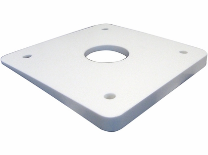 Seaview PM-W4-7 Base Wedge For Power Mount - 4 Degree