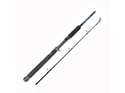 Seeker bcbw6596 1 2 39 t blue lightning inshore specialty rod for Seeker fishing rods