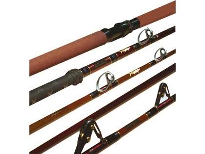 Seeker SS 6485-8 1/2' CT Super Seeker Cork Tape Rod
