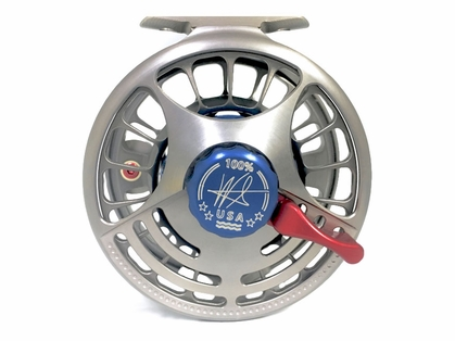 Seigler Reels SF (Small Fly) Lever Drag Fly Reel