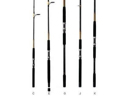 Shakespeare BWS 1100 110 Ugly Stik Bigwater Spinning Rod