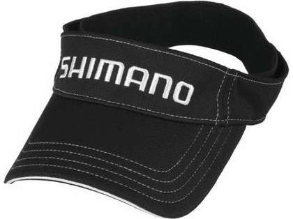 Shimano A-Flex Visor Black AHAT120VBK - Medium/Large