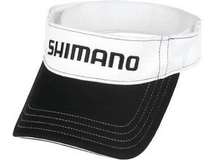 Shimano A-Flex Visor White AHAT120VWH Size Medium/Large