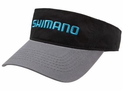 Shimano Adjustable Visor Black