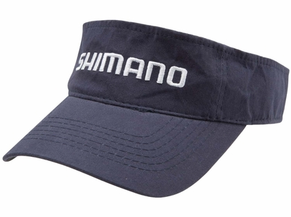 Shimano Adjustable Visor Navy