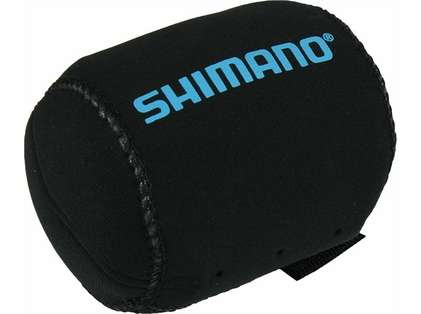 Shimano ANRC830A Neoprene Coventional Reel Cover - Small (Round)