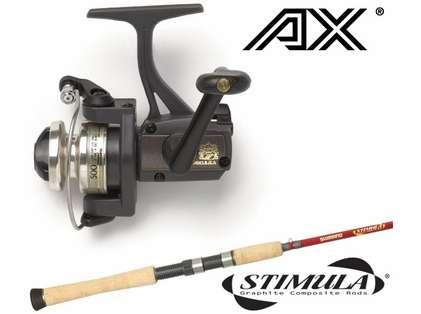 Shimano AX FB/Stimula Spinning Combos