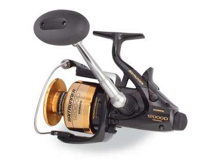 Shimano Baitrunner 12000D Spinning Reel
