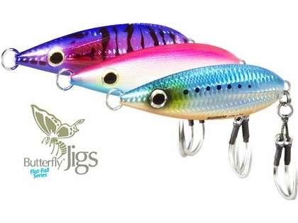 Shimano BFLFF160 Butterfly Flat-Fall Jigs 160