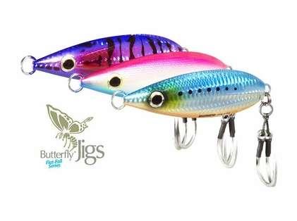 Shimano BFLFF200 Butterfly Flat-Fall Jigs - 200g