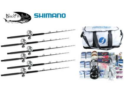 Shimano/Blackfin White Marlin Packages