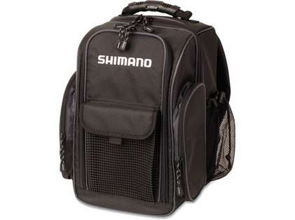 Shimano Blackmoon Fishing Backpack - Compact BLMBP260BK