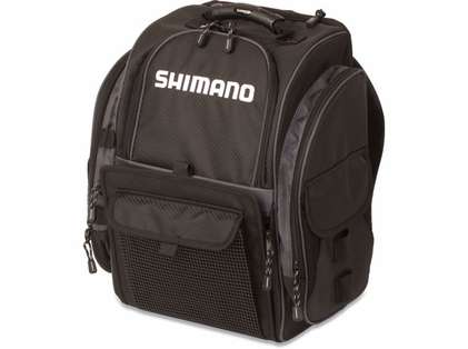 Shimano Blackmoon Fishing Backpack - Medium BLMBP270BK
