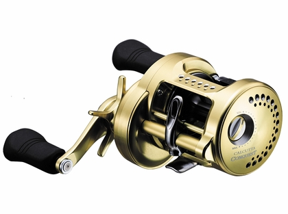 d553d3d98c1 Shimano Calcutta Conquest Round Baitcasting Reels | TackleDirect