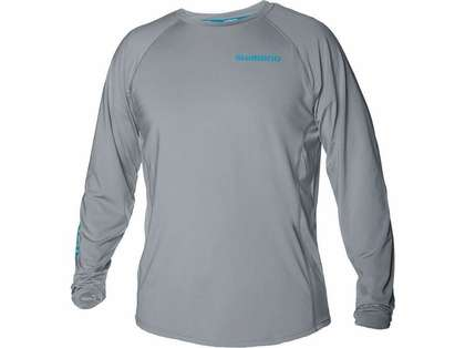 Shimano Castor Long Sleeve Technical Shirt