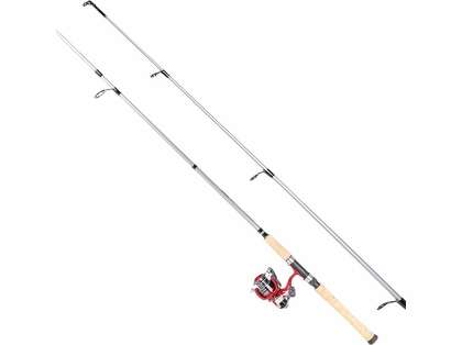 Shimano CAT2500FC/ZERUS 66M2 Catana Spinning Combo - 6 ft. 6 in.