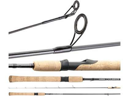 Shimano Clarus C Spinning Rods 2pc