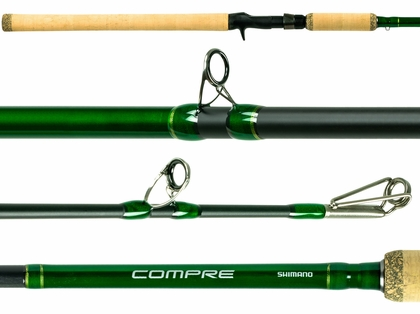 Shimano Compre Muskie Freshwater Casting Rods