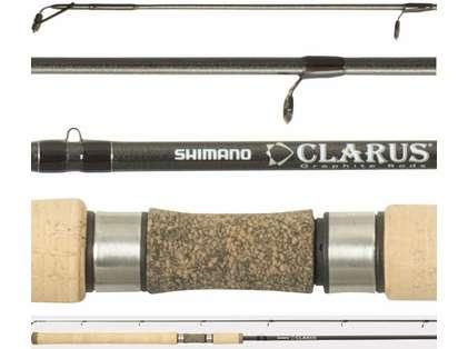 Shimano CSS90MH2B Clarus Steelhead Spinning Rod 2pc