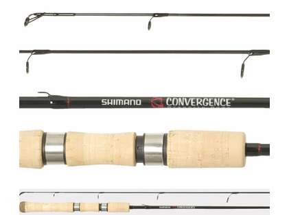 Shimano CVS90MH2B Convergence Salmon & Steelhead Spinning Rod 2pc