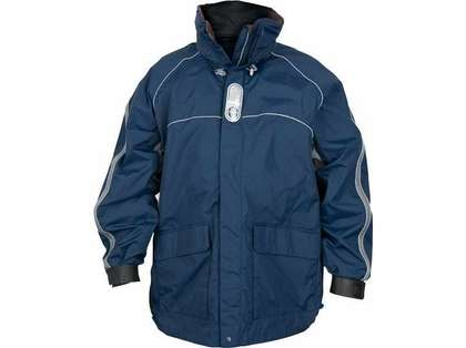 Shimano Dryfender HD Jacket Navy - Small
