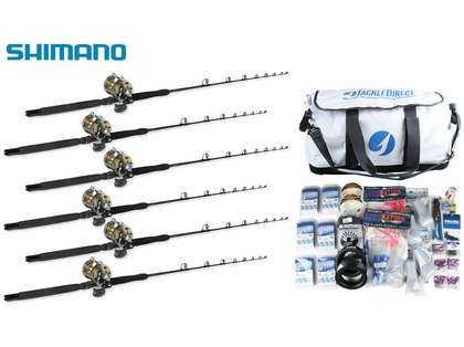 Shimano Economy White Marlin Packages