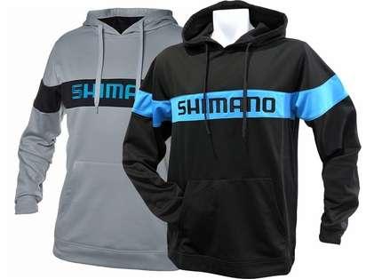 Shimano Escudo Pullover Hoodies