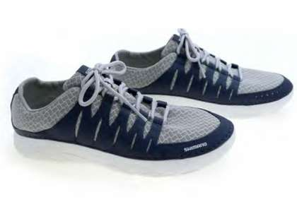 Shimano Evair Boat Shoes - Navy
