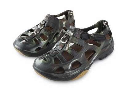 Shimano EVASH-CA Marine / Fishing Shoe Camo - Size 5