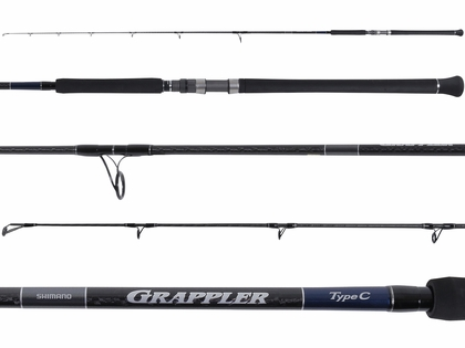 Shimano Grappler Type C Popping Rods
