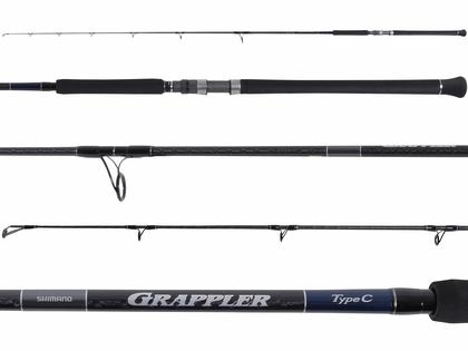 Shimano GRPCS77M Grappler Type C Popping Rod