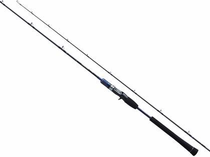 Shimano GTYPJB603 Game Type J Saltwater Jigging Casting Rod