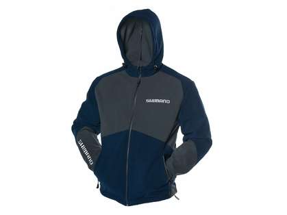Shimano Magellan Fleece Hooded Jacket - 2XL