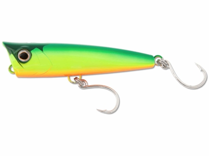 Shimano OP151 Pop-ORCA Popper Lures Green Chartreuse