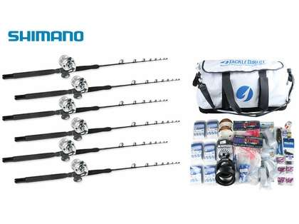 Shimano Premier White Marlin Packages