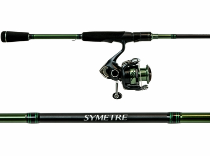 Shimano PSY4000HGFMSYS76MH Symetre Spinning Combo