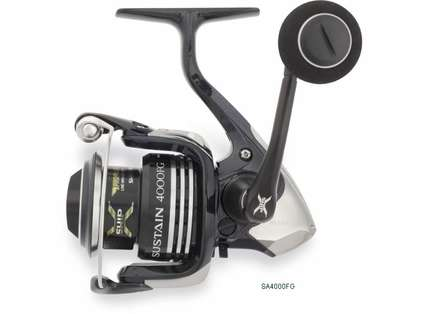 Shimano SA4000FG Sustain FG Spinning Reel
