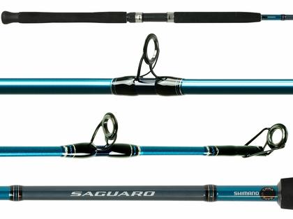 Shimano Saguaro Casting Rods