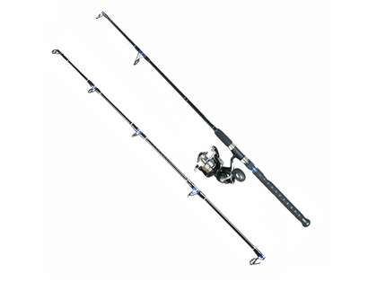 Shimano SP8000SW Spheros Reel / TackleDirect Custom Rod Spinning Combo