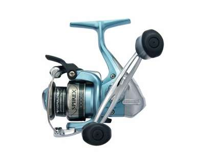 Shimano Spirex FG and RG Spinning Reels