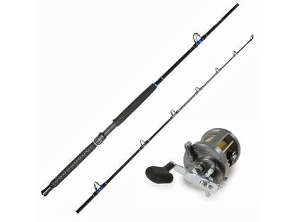 Shimano TEK700 Tekota/TackleDirect TDSSUT661MHSB Custom Combo