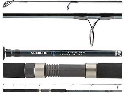 Shimano Teramar Inshore Northeast Spinning Rods