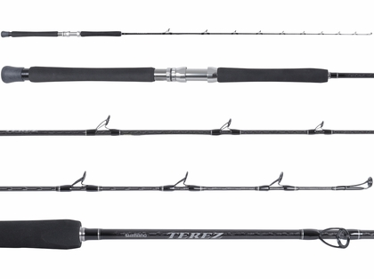 Shimano Terez Conventional Rods