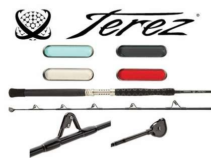 Shimano Terez Full Roller Casting Rods