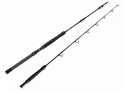 Shimano TLC66HSBBLA Tallus Trolling Slick Butt Ring Guided Rod