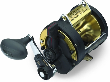 Shimano TLD-2 Speed A Lever Drag Reels