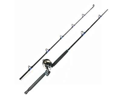 Shimano TLD20 Reel / TackleDirect Rod Combo