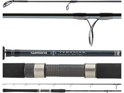 Shimano TMSEX76MH Teramar Inshore Northeast 7ft 6in Spinning Rod