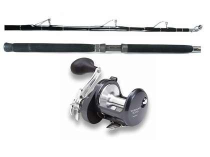 Shimano TOR30HGA Torium Bottom Fishing Combo